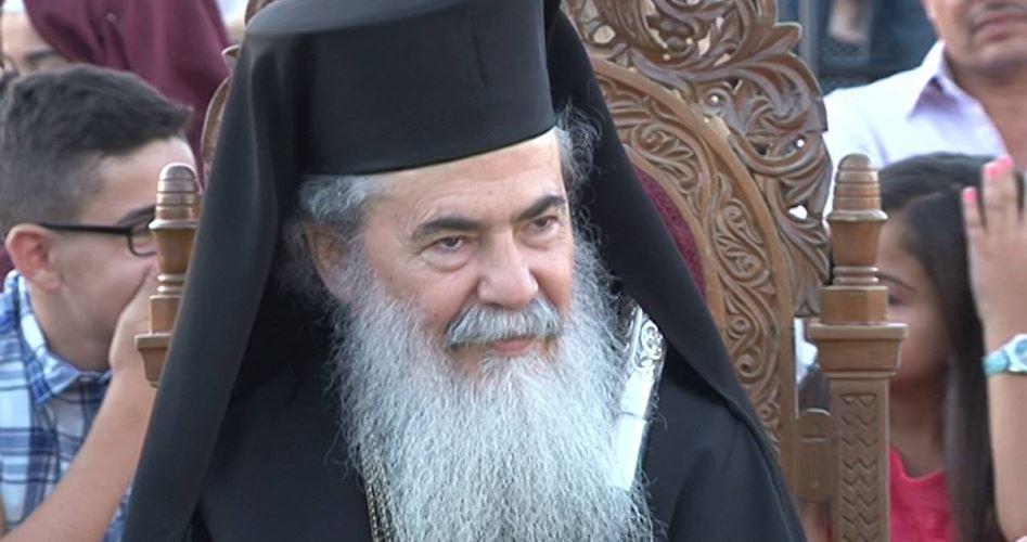 Il FPLP accusa il Patriarca Teofilo III di vendere terre palestinesi a Israele