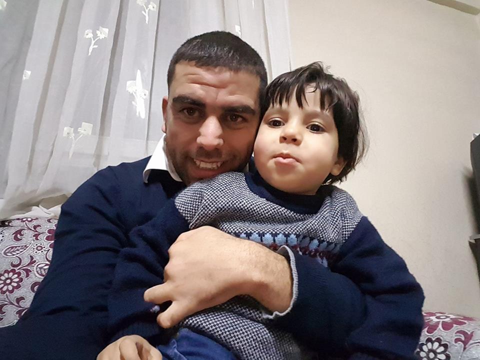 Il viaggio del piccolo Khaled