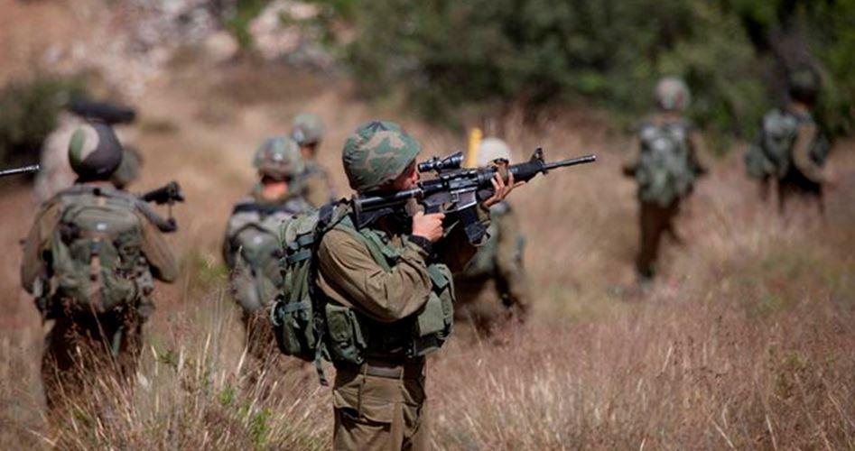 Bimbo ferito alla testa durante esercitazione militare israeliana a Tubas