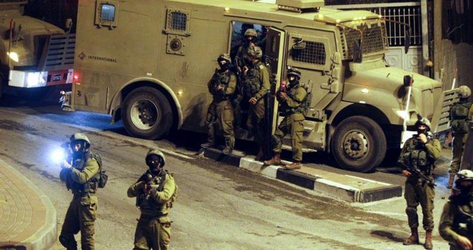 56 Palestinesi rapiti dalle forze israeliane