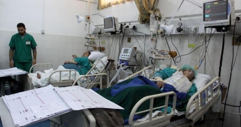Servizisospesi nell'ospedale di Beit Hanounper mancanza di carburante