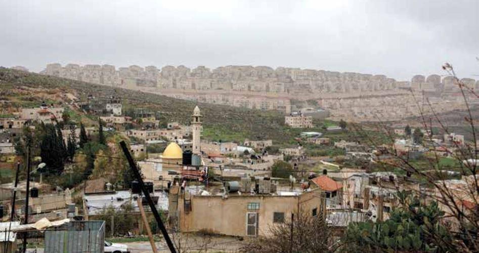 Espansione coloniale israeliana causa allagamenti in villaggio palestinese