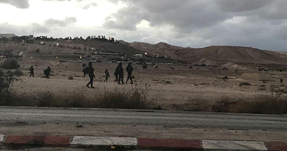 44 Palestinesi tra feriti e asfissiati durante scontri con le forze israeliane a Gerico