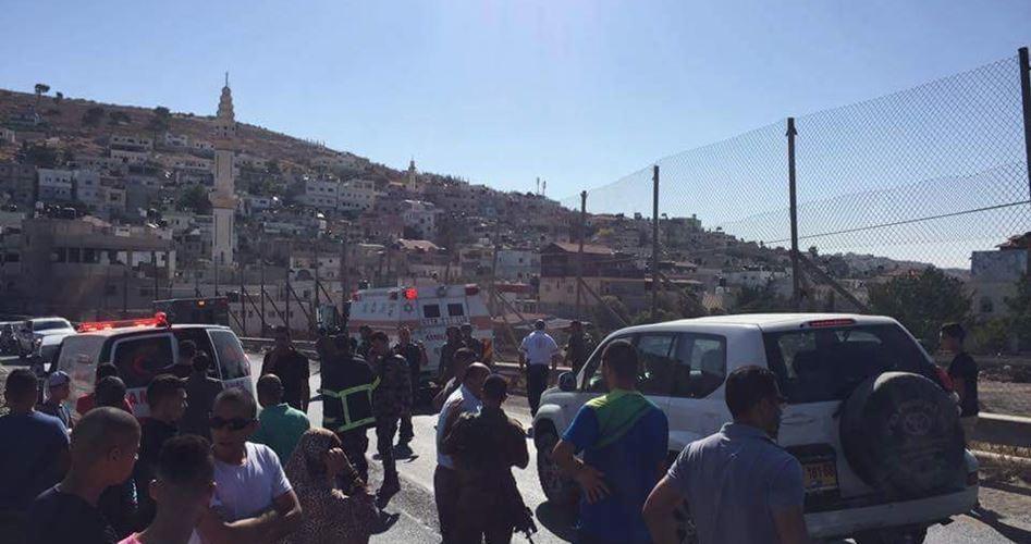 Ragazzina investita da colona israeliana
