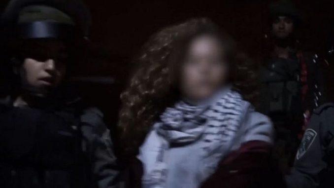 Perché Israele ha paura di Ahed Tamimi