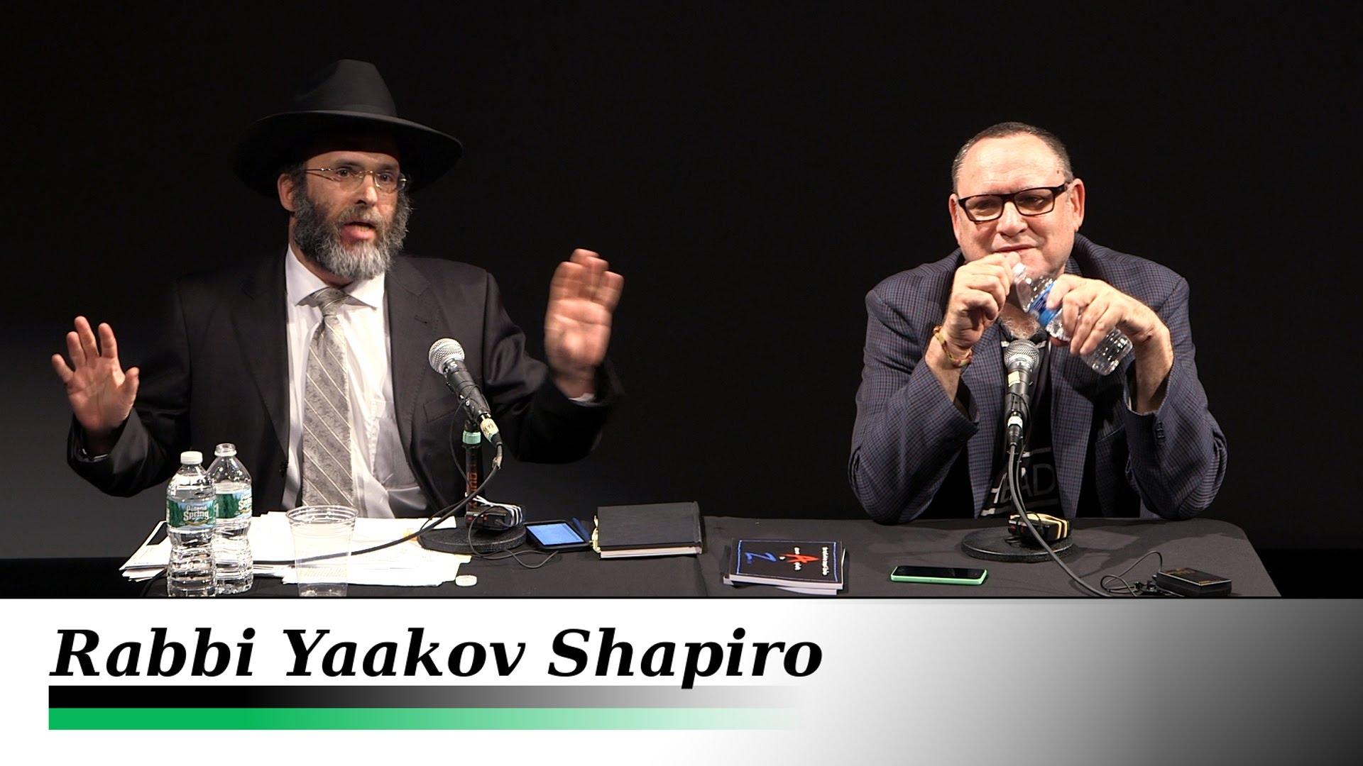 """Rabbi Yaakov Shapiro: """"Non c'è nessuna relazione tra il popolo ebraico e Gerusalemme"""""""