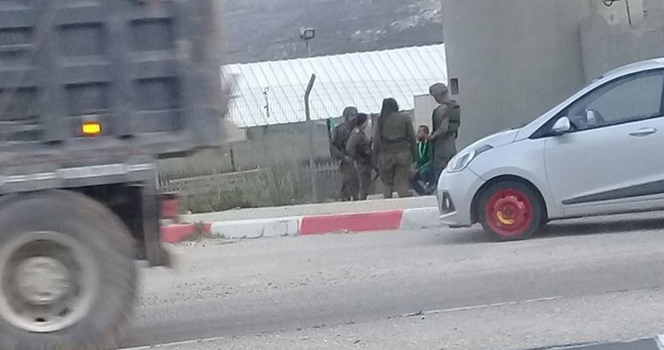 Adolescente investito da colono israeliano