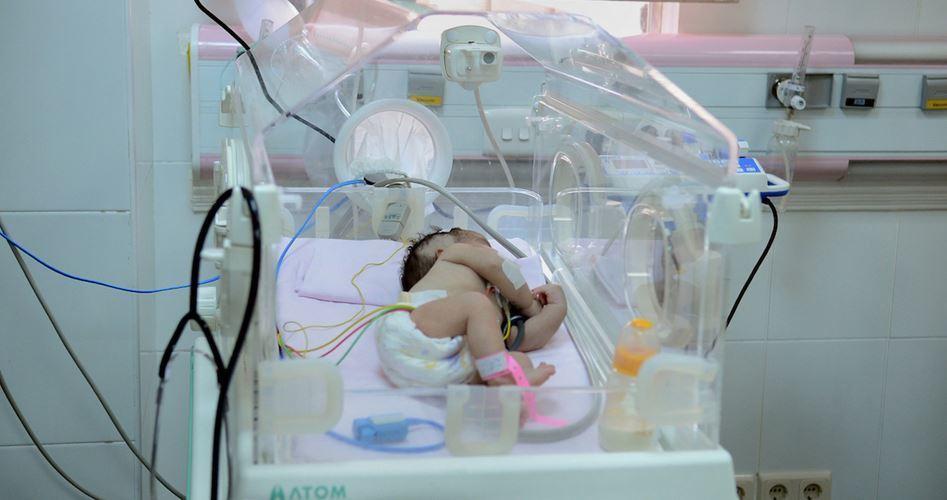 Striscia di Gaza, dall'inizio dell'anno, 6 neonati prematuri deceduti per mancanza di farmaci