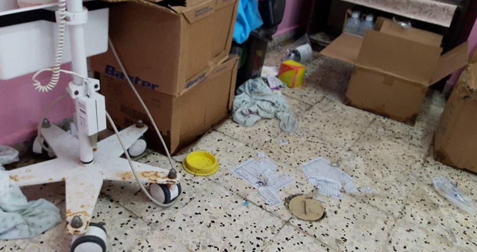 Decine di pazienti in terapia intensiva a rischio di morte negli ospedali gazawi