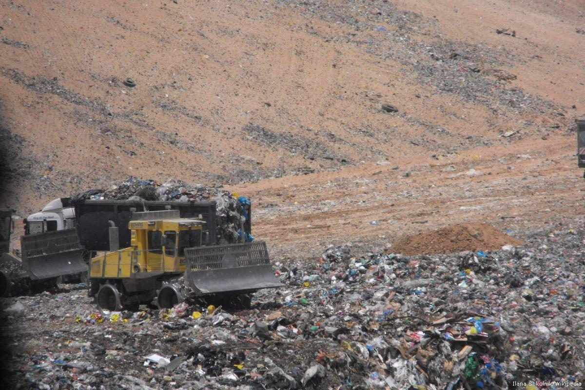 Un report di B'Tselem denuncia l'inquinamento israeliano della Cisgiordania occupata