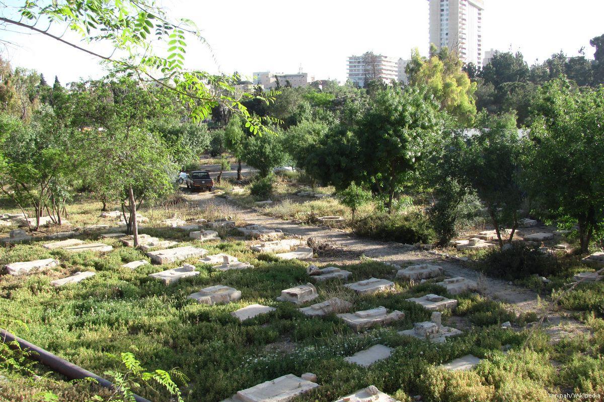 Scoperto cimitero bizantino in Cisgiordania