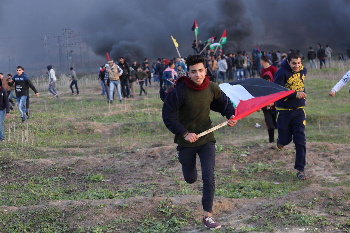 Striscia di Gaza, 22 feriti durante scontri con le forze israeliane