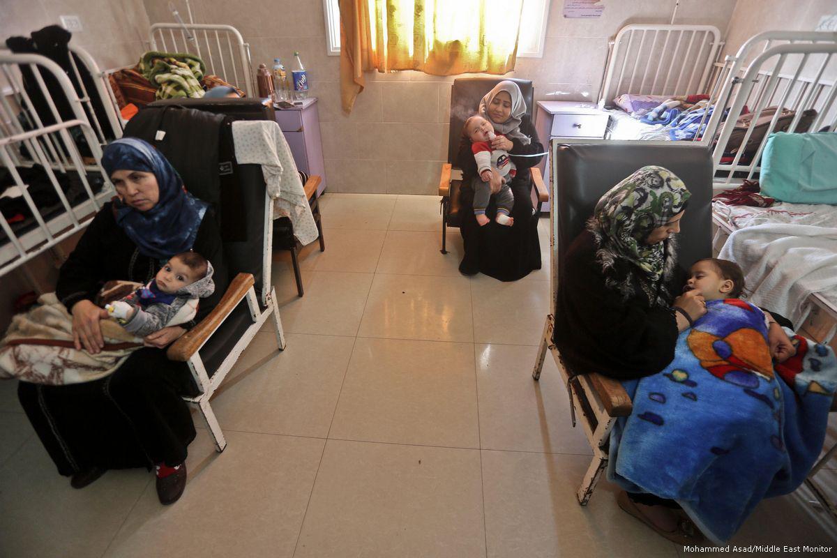 Risultati immagini per Gaza.  Ospedali chiusi