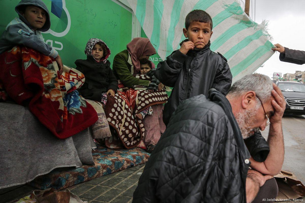 L'OCHA lancia un Piano di Risposta Umanitaria sulla tragica situazione di Gaza