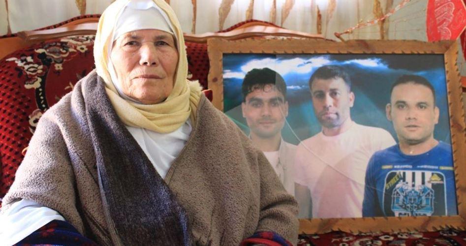 La madre di Mahmoud Al-Arda e la storia di un'intera famiglia nelle prigioni israeliane