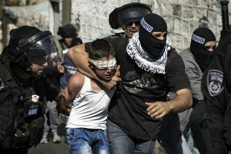 Il regime degli Orchi: i bambini palestinesi vittime di Israele