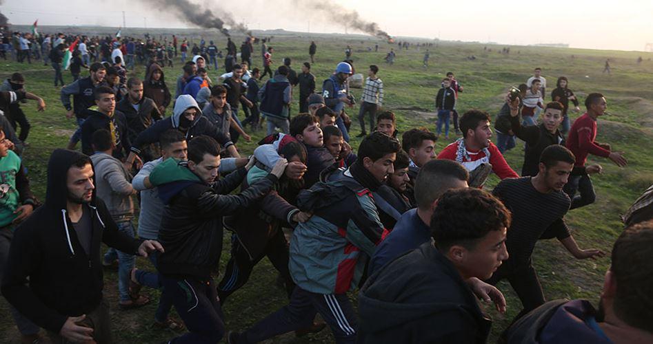 Striscia di Gaza, giovane palestinese muore per le ferite riportate venerdì