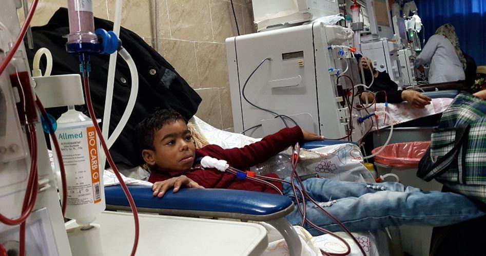 L'ospedale al-Nasser, un tragico esempio della situazione sanitaria a Gaza
