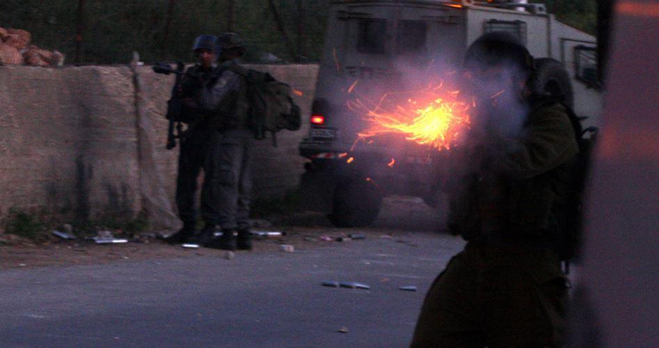 Scontri e feriti nella Città Vecchia di Nablus