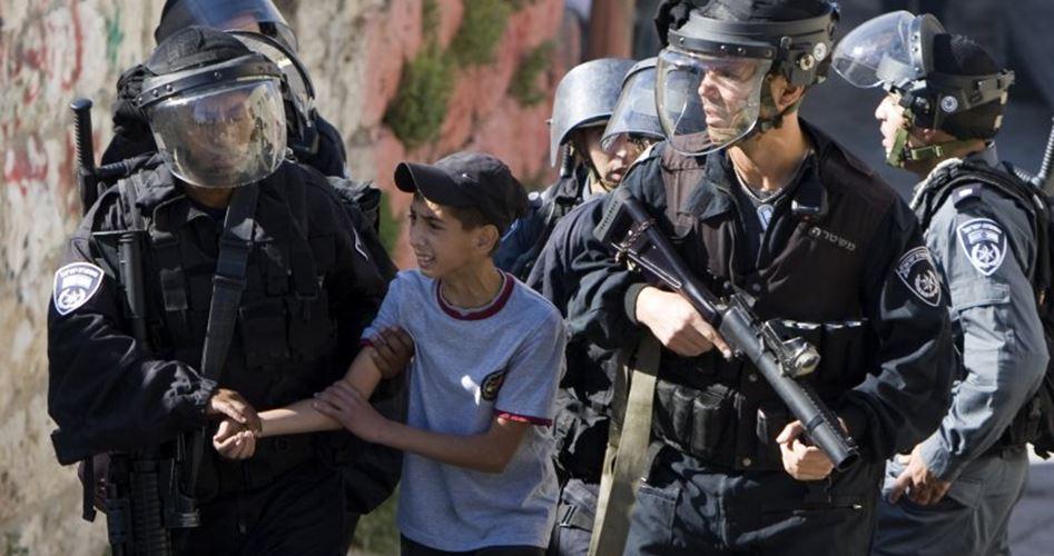 L'In-Giustizia israeliana: il doppio standard contro i bambini palestinesi
