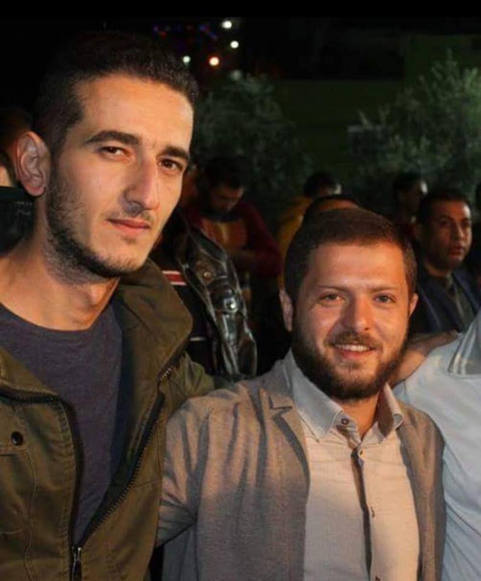 A migliaia in marcia per denunciare l'assassinio di Ahmad Jarrar