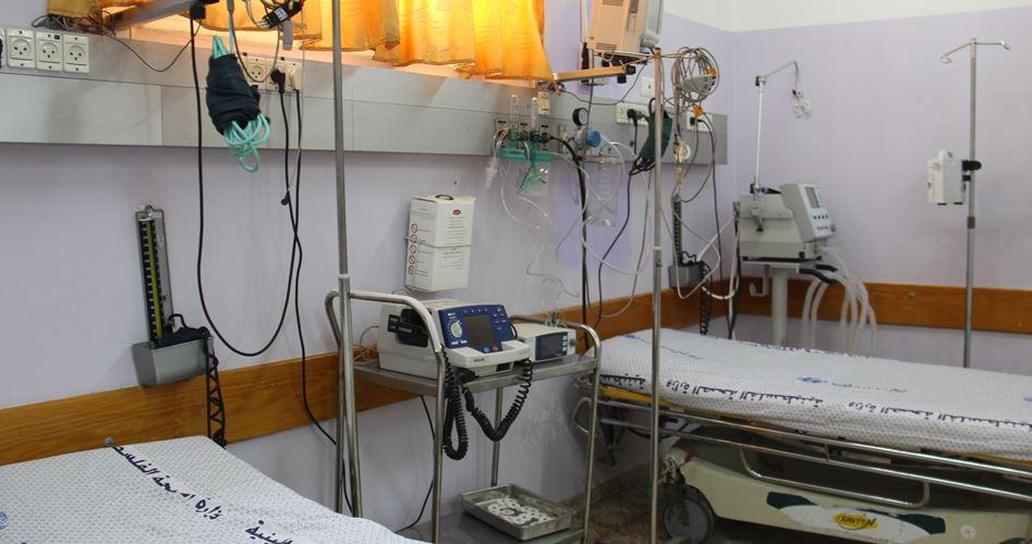 Ministero: sistema sanitario di Gaza al collasso
