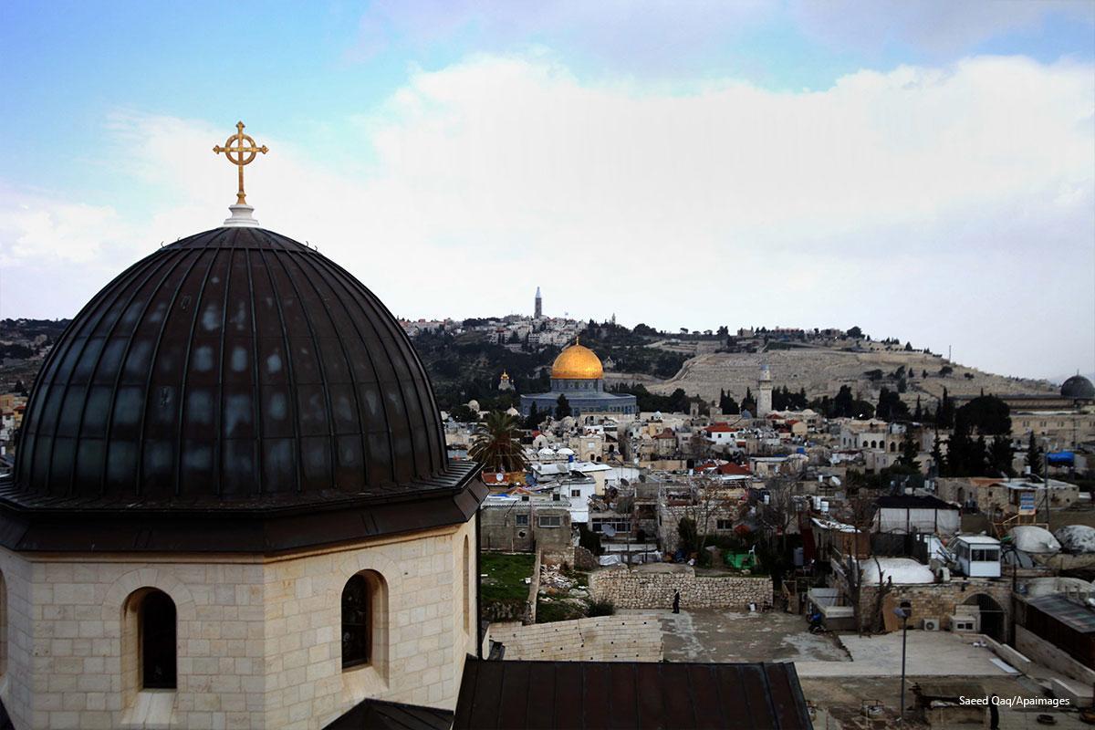 Israele impone tasse sulle proprietà della Chiesa e dell'ONU a Gerusalemme