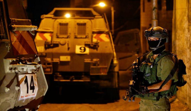 43 Palestinesi arrestati in Cisgiordania