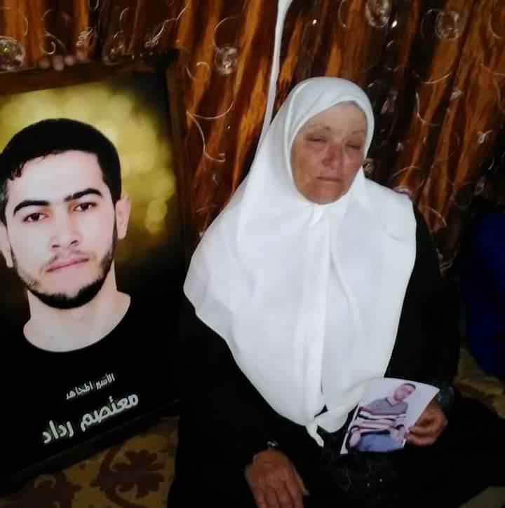 Prigioniero palestinese affetto da grave anemia