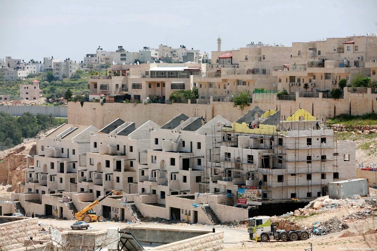 Peace Now: 17% di incremento nella costruzione coloniale israeliana