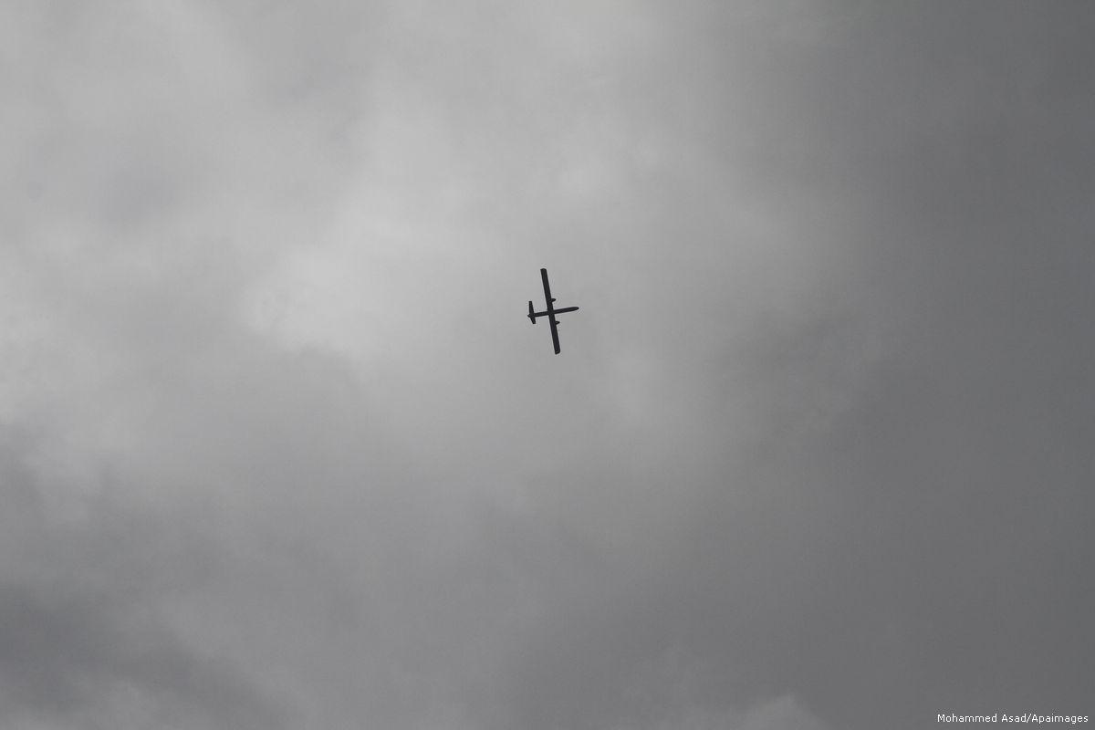 Israele sperimenta nuove tecnologie di repressione su Gaza: uso di droni per lanciare lacrimogeni