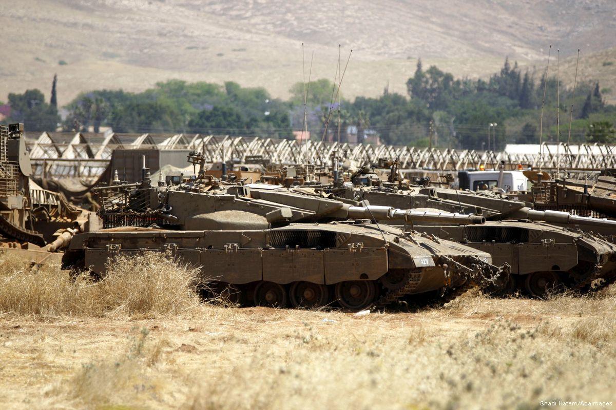 Fatti per la guerra: l'esercito israeliano si prepara per 5 fronti