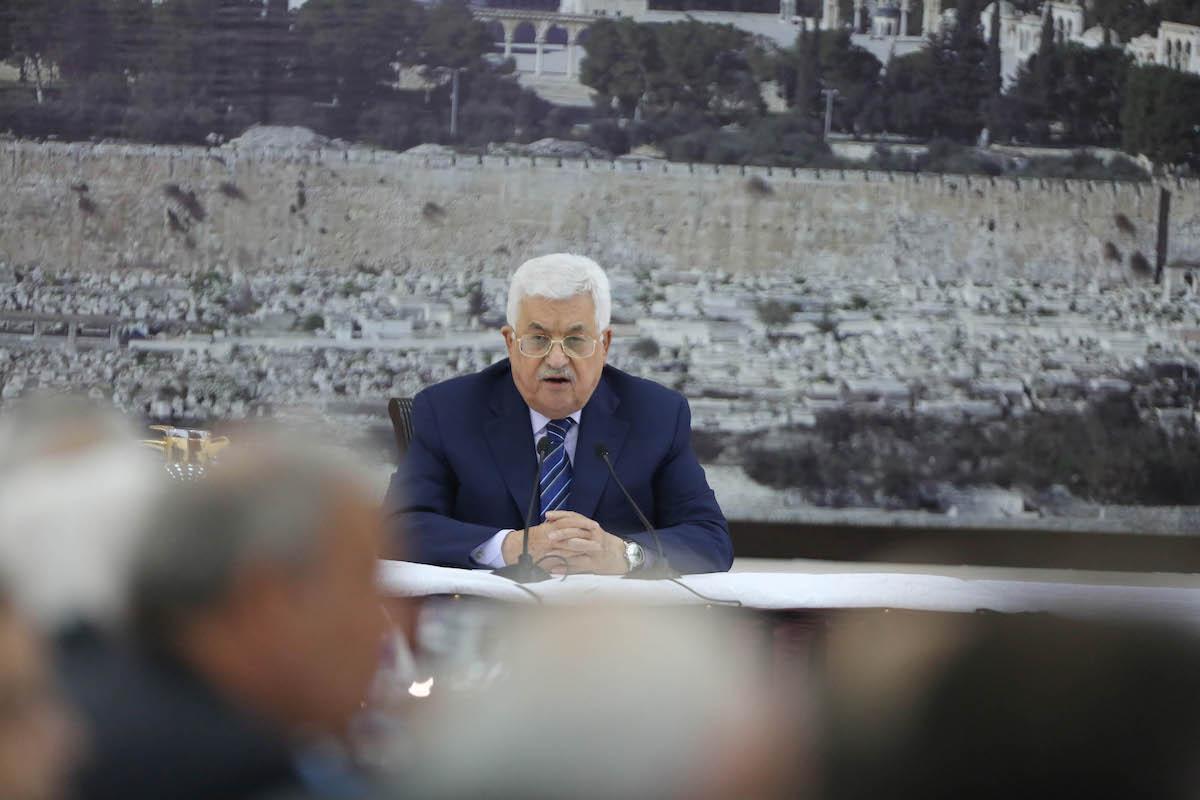 Abbas proibisce ai funzionari dell'ANP di visitare Gaza