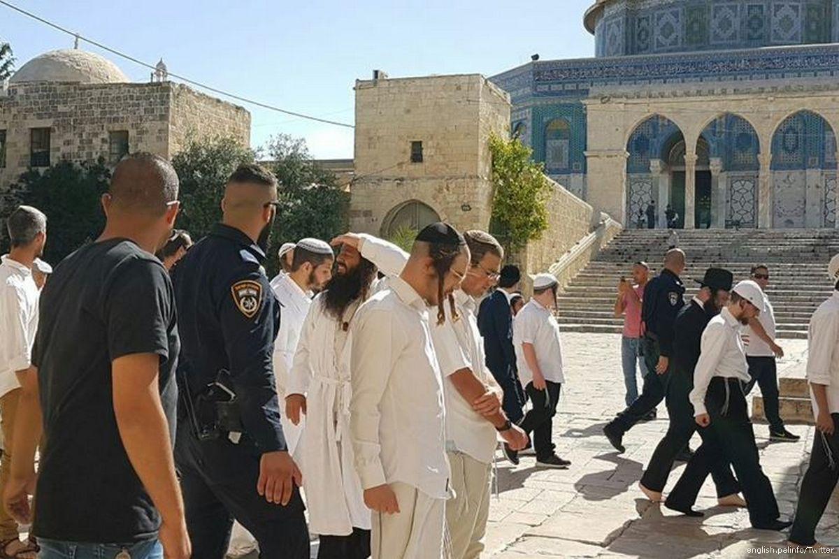Gruppo ebraico chiede ai musulmani di evacuare al-Aqsa per la Pasqua