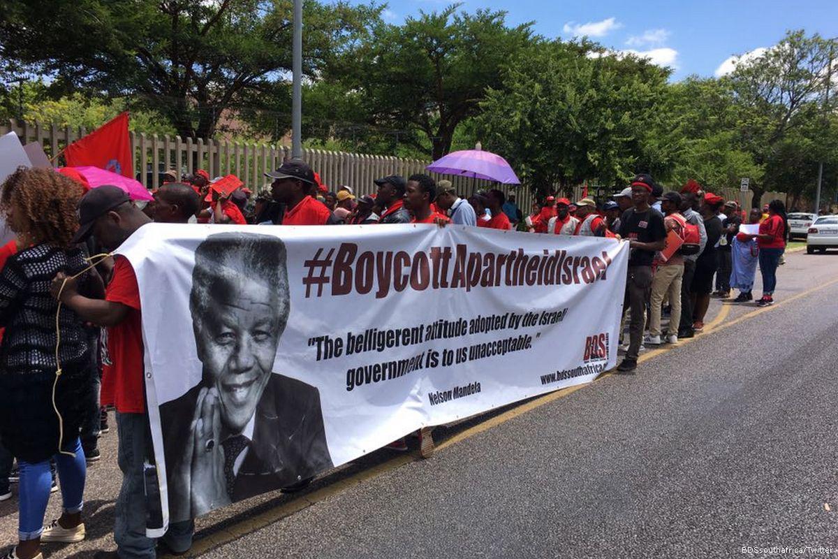 Apartheid sudafricana contro Apartheid israeliana