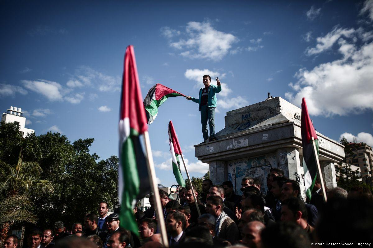 La fine del progetto di uno stato palestinese indipendente