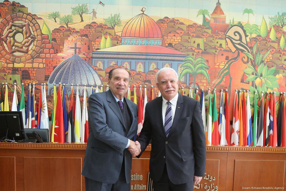 L'ANP invita il Brasile a sponsorizzare il processo di pace con Israele