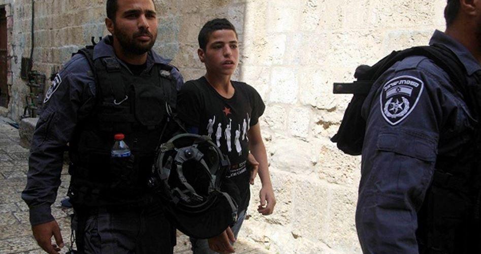 Gerusalemme, le forze di occupazione arrestano ragazzino ferito ricoverato in ospedale
