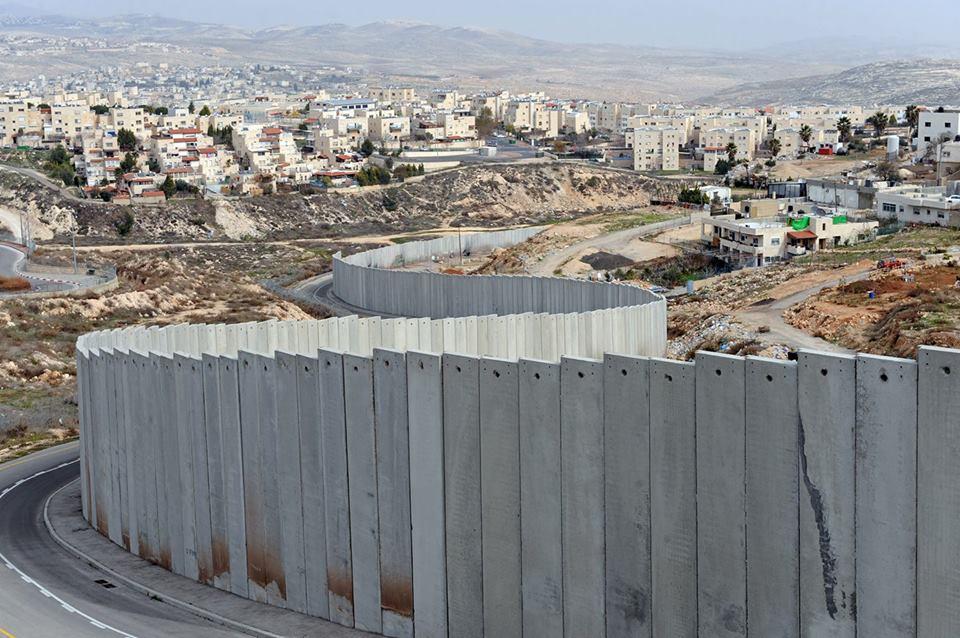 Il Muro dell'Apartheid, uno dei più famosi muri al mondo