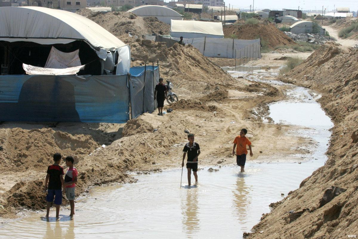 Israele taglia acqua potabile a Gaza