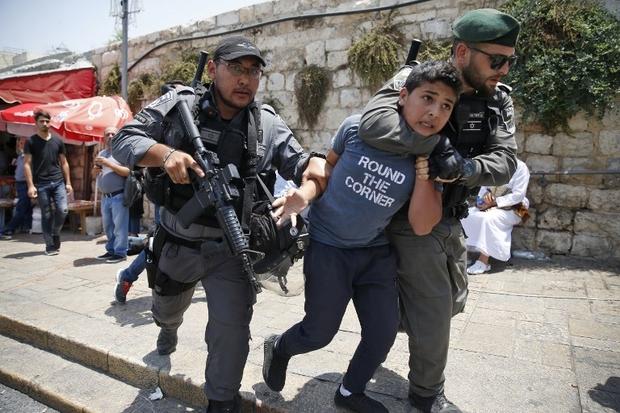 Infanzia rubata: la vita dei minori palestinesi dopo la prigione