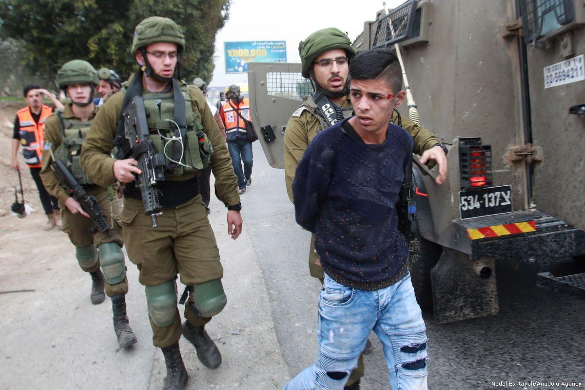 UNICEF condanna violenza contro bambini palestinesi