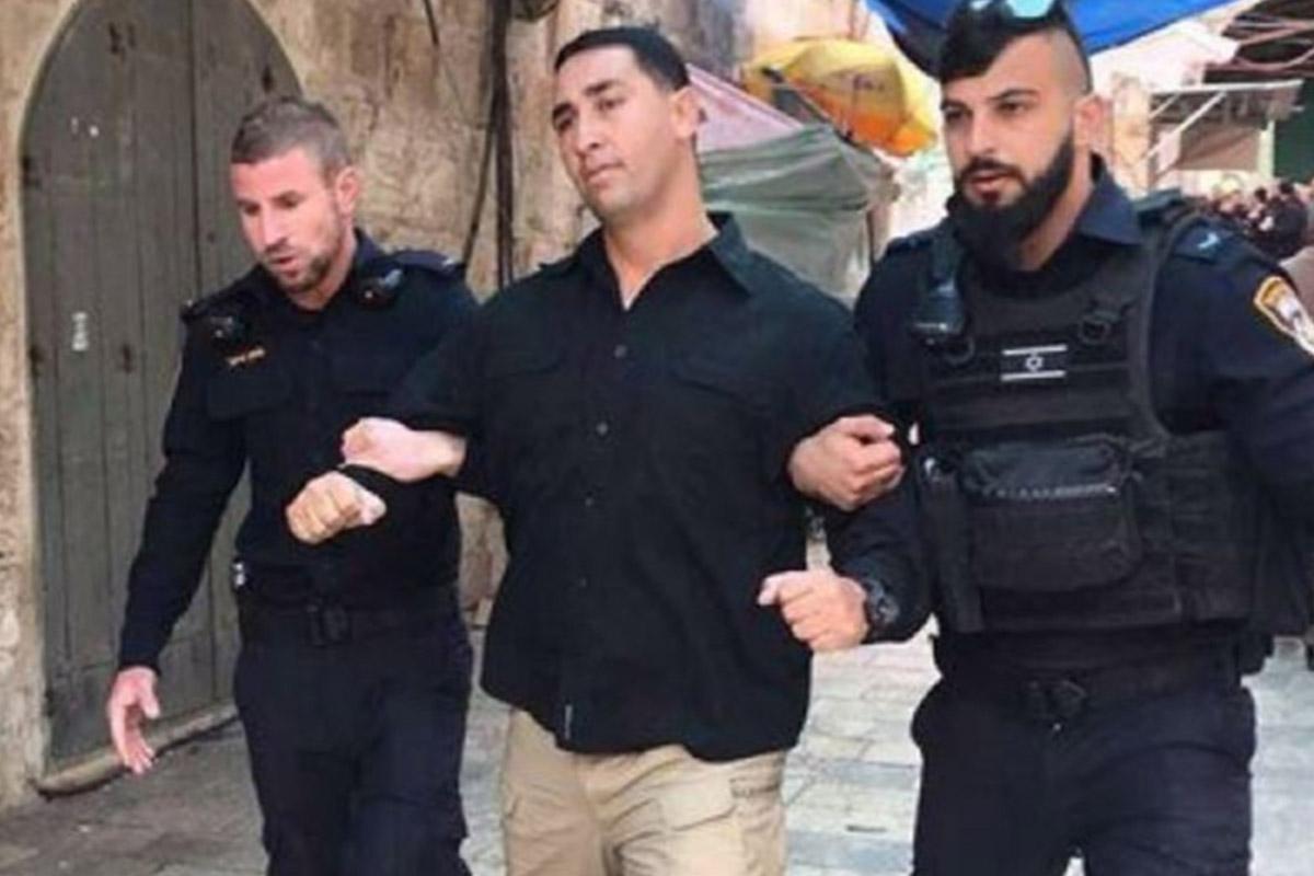 Israele arresta guardia di al-Aqsa