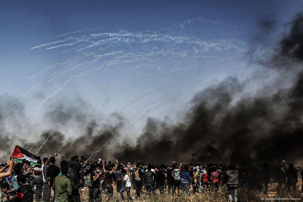 """ONU: la repressione israeliana dei manifestanti è una """"crisi su una catastrofe"""""""