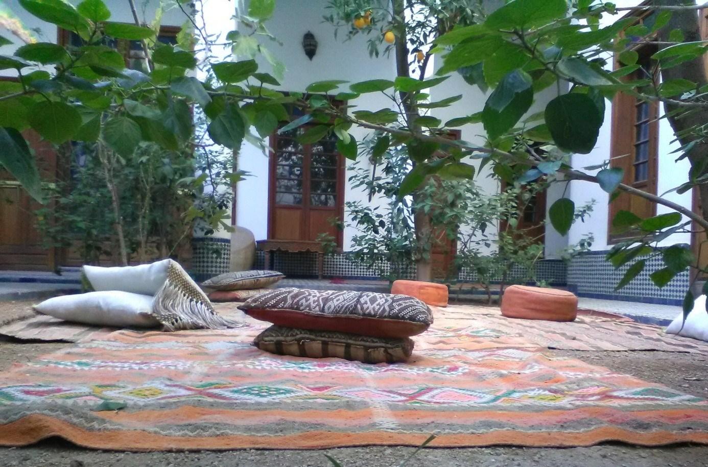 Corsi di Arabo al Giardino di Ibn Arabi, a Fes