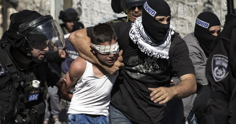I bambini palestinesi in carcere: l'innocenza rubata da Israele