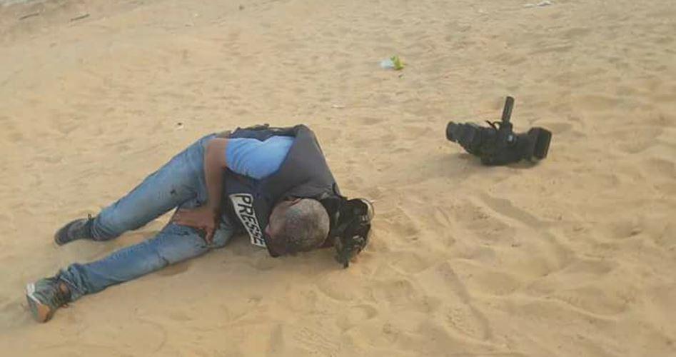 Giornalisti nel mirino di Israele: 1 morto e 10 feriti