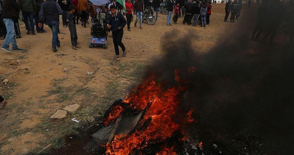 """Israele promette una reazione """"più dura"""" mentre gli abitanti di Gaza organizzano nuove manifestazioni contro Israele"""