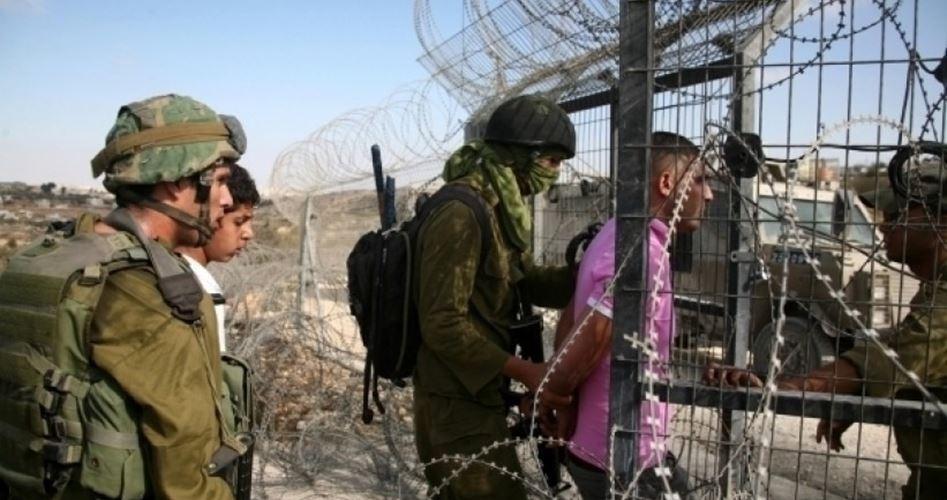 Israele arresta 4 palestinesi che avevano attraversato il confine
