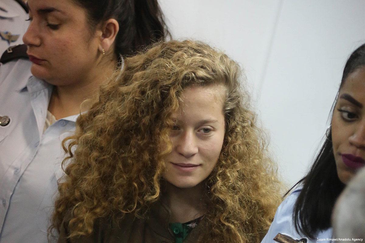 L'avvocato di Ahed Tamimi accusa gli investigatori di molestie sessuali